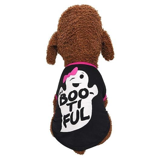 Koojawind Ropa De Halloween para Perros, Disfraces De ...