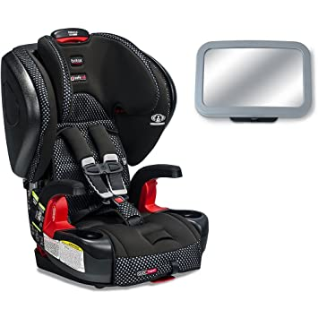 Britax Pinnacle G11 ClickTight Harness 2 Cool Flow Collection Booster Car Seat