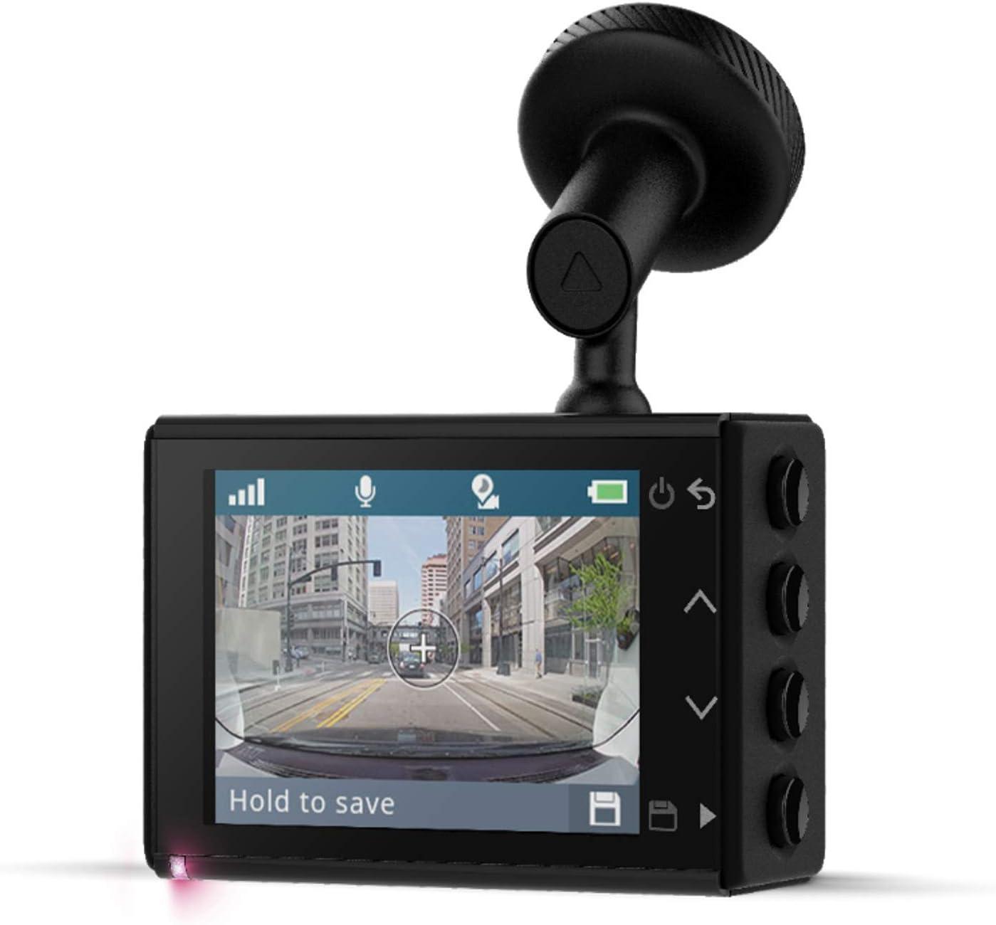 Garmin Dashcam 66w Automatische Speicherung Von Unfallvideos 2 Zoll Lcd Farbdisplay Hd 1440p 180 Bild Dash Cam Parking Mode Cable Für Garmin Dash Cams Festeinbaukabel Für Überwachungsmodus Navigation