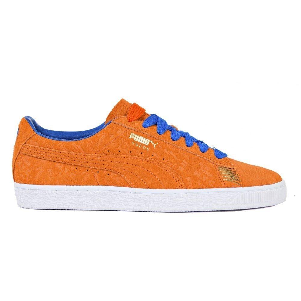 Puma Suede Classic Nyc  43 EU|Orangefarbig