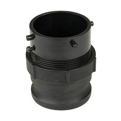 Lippert Components Waste Master RV Sewer Hose Male Bayonet Fitting Converter: Automotive