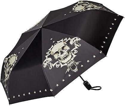 Parapluie tête de mort 13