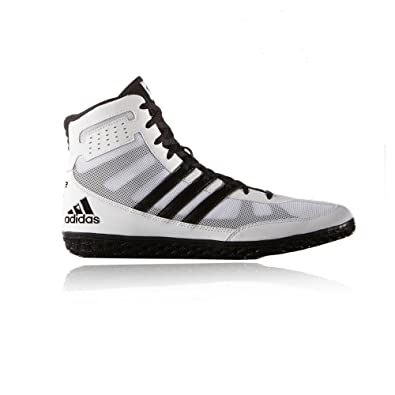 6ea69b26839cb8 adidas Mat Wizard 3 Wrestling Shoes - SS18  Amazon.co.uk  Shoes   Bags