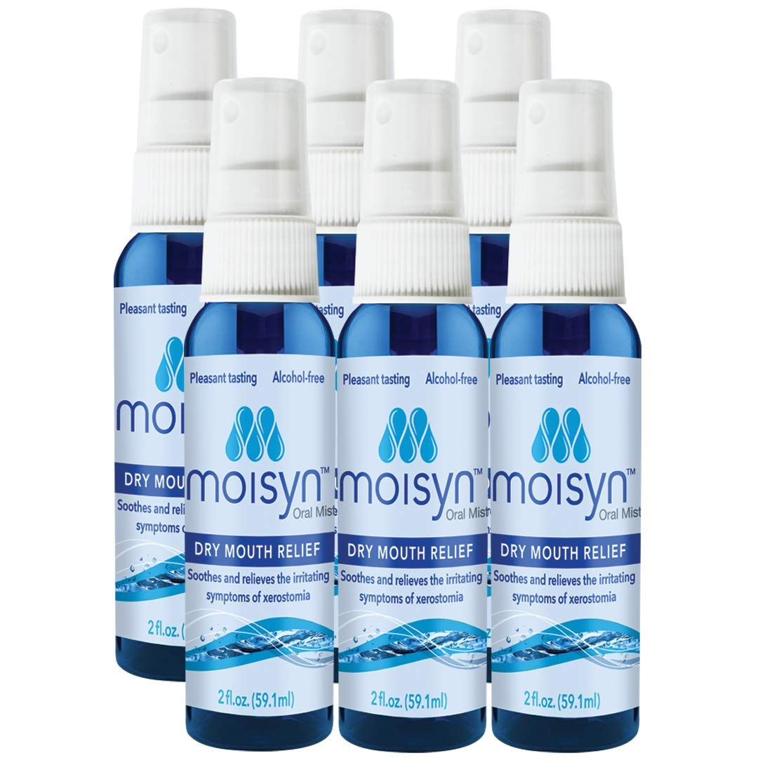 Image result for Moisyn's Advanced Dry Mouth Relief Oral Spray