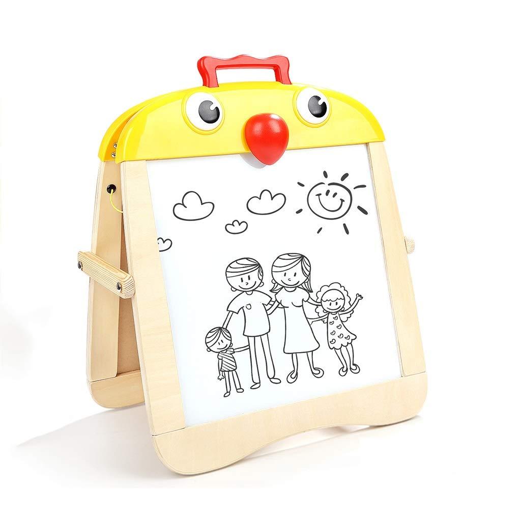 家庭の子供の描画ボード両面磁気書き込みボードのグラフィティボード小さな黒板の描画ボード (Color : Wood Wood 24.5**43.5cm) color, 35.6 Size : 35.6* 24.5**43.5cm) 35.6*24.5**43.5cm Wood color B07GZRQQ62, NAKED-STORE:22186ef5 --- ijpba.info