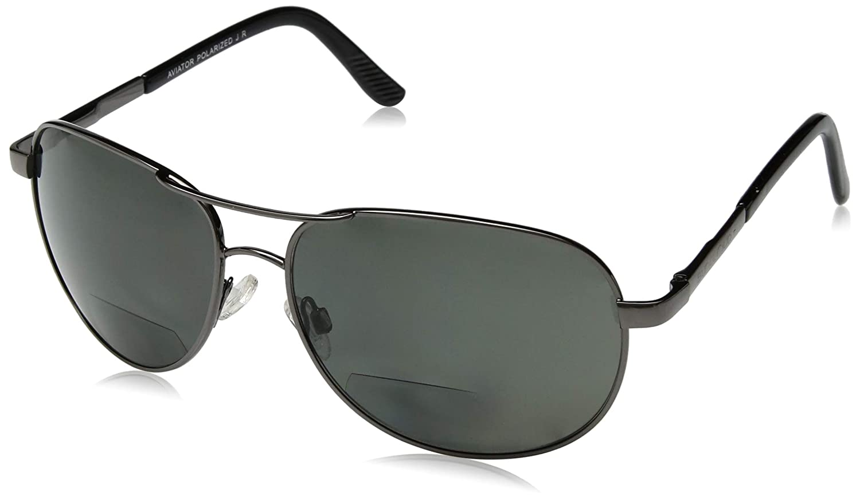e114e93eef Amazon.com   Suncloud Aviator +2.50 Polarized Reader Sunglasses ...