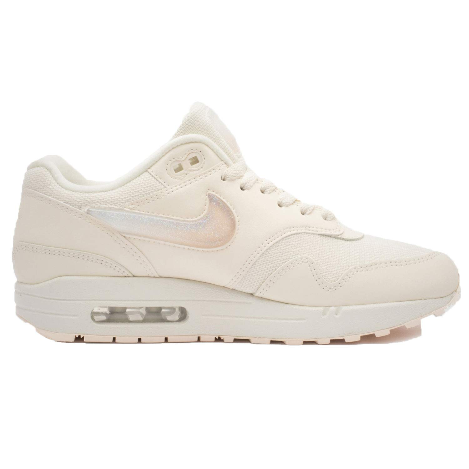 Nike Women's Air Max 1 JP White AT5248-100 (Size: 6)