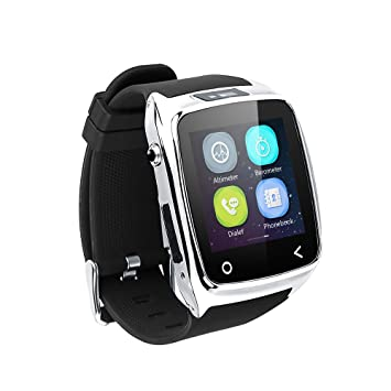 iradish i8 Reloj Inteligente Bluetooth 4.0 para IOS Android Teléfonos Inteligentes iPhone 6 6 Plus de