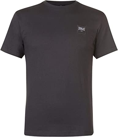 Everlast Hombre Velocity Camiseta Manga Corta Carbón XL: Amazon.es ...