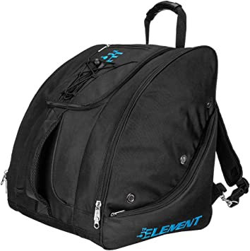 5th Element Bomber Boot Carrying Bag – Perfect for Skiing, Snowboarding, Skating, and Travelling - Stores Gear, Boots, Helmet, Shoes, Warmers, Skates, ...