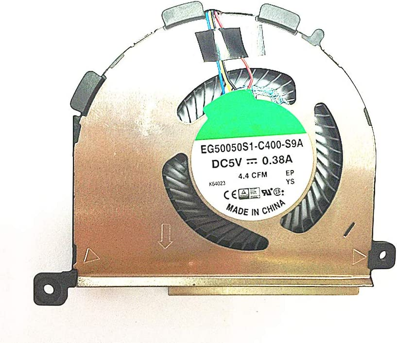 MAXROB Replacement CPU Fan for Dell Latitude E5450 CPU 06YYDG EG50050S1-C400-S9A Fan