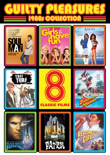 Guilty Pleasures: 1980s Collection (8 Classic Films) (Best Of Molly Shannon)