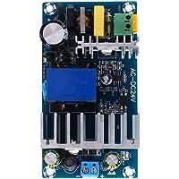 EMILY Módulo de Fuente de alimentación de conmutador de Alta Potencia de 24 V 4A a 6A AC-DC Módulo de Fuente de alimentación Plateado