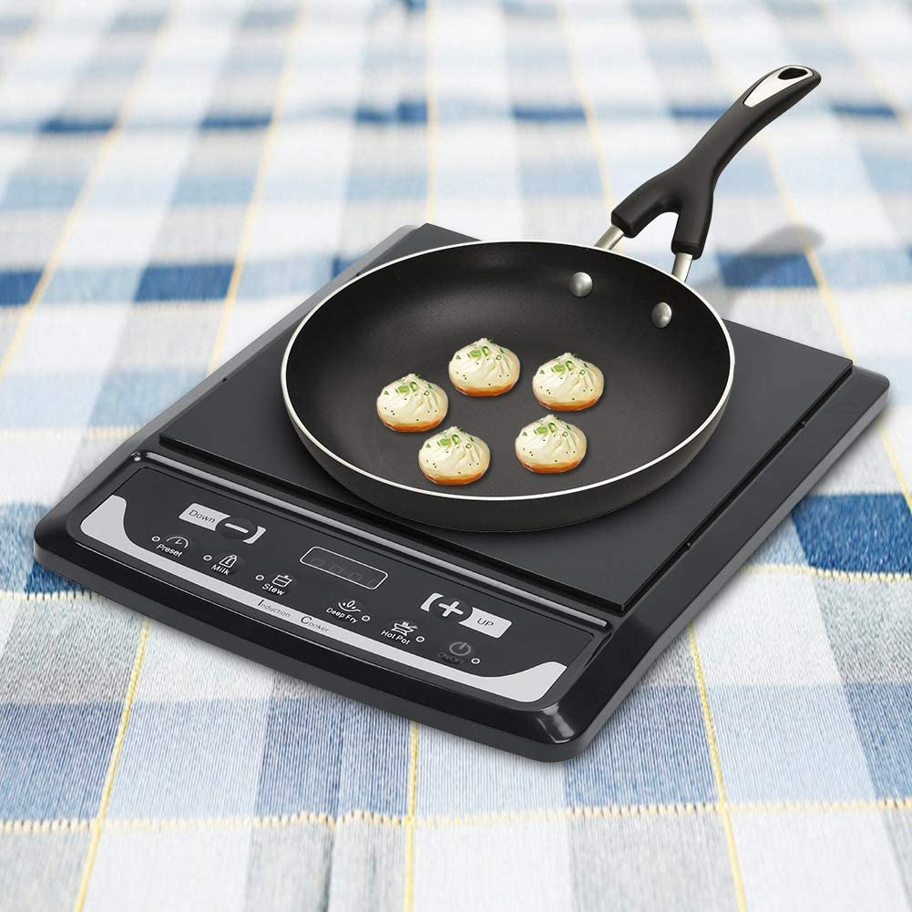 gaixample.org 2000W Portable Induction Cooktop Countertop Touch ...