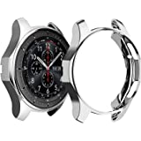 Haotop Case Compatible with Samsung Galaxy Watch, Soft Slim Full-Around Protective Case for Samsung Galaxy Watch 42mm…