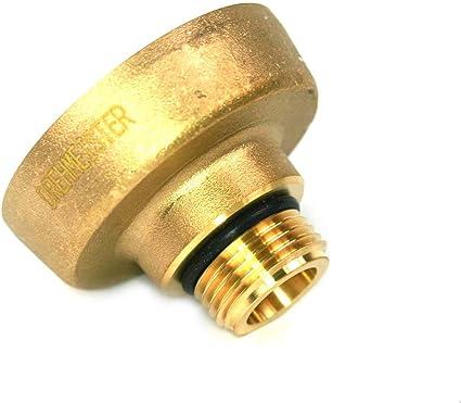 Drehmeister Adaptador para GLP 22 mm (1 3/4