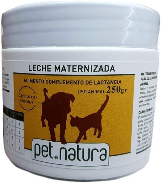Pet Natura Leche Perro y Gato 250 gr
