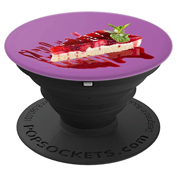 Image Unavailable Not Available For Color Piece Of Strawberry Cheesecake Cheese Cake