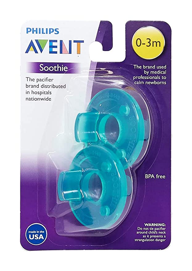Philips Avent SCF190/01 Soothie 0
