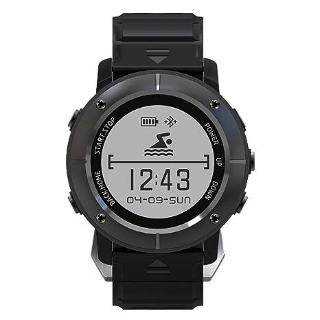 Makibes upg06 GPS reloj deportivo Múltiples deportes reloj ...