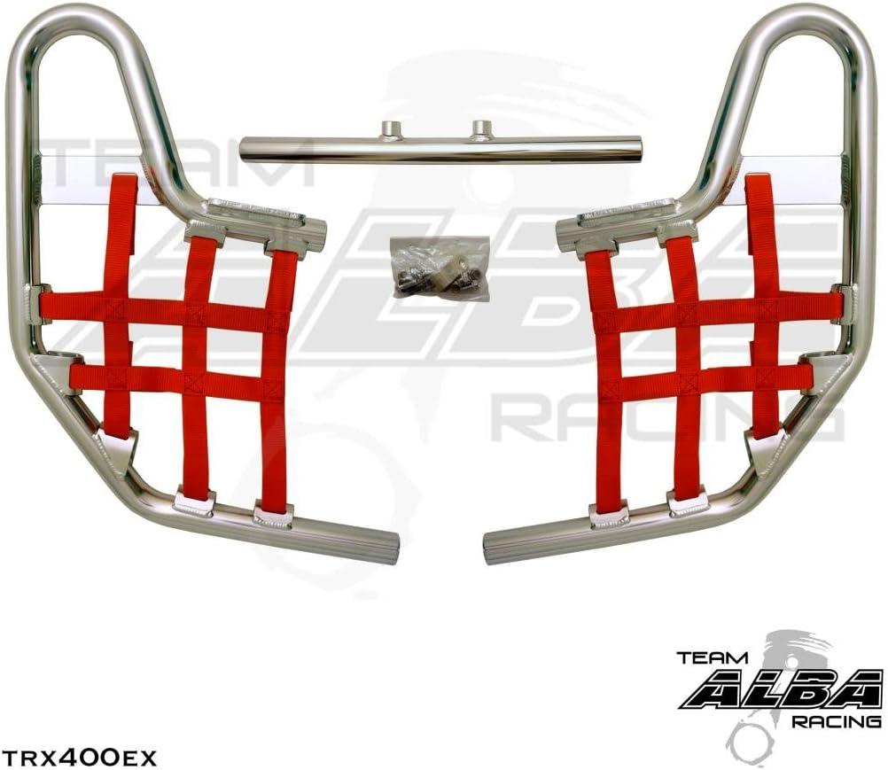 Nerf Bar redes de repuesto para ALBA y Tusk Honda TRX400EX TRX 400EX muchos colores disponibles