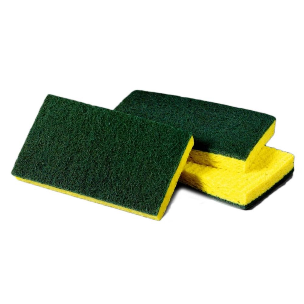 3M Scotch-Brite Med. Duty Commercial Scrub Sponge