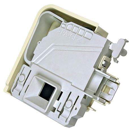 Bloqueo de puerta - Lavadora - Bosch Siemens - Neff: Amazon.es ...