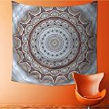 AuraiseHome Tapestries Wall Hanging Drawings for Finishing Floors Porcelain Tiles and Floor Tiles Decorative Floors Bedroom Living Room Dorm Wall Hanging Tapestry55W x 55L Inch