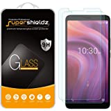 (2 Pack) Supershieldz for Alcatel 3V (2019) 6.7 inch Tempered Glass Screen Protector, Anti Scratch, Bubble Free