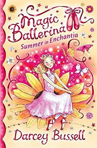 book cover of Summer in Enchantia