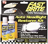 Fast Bright Auto Headlight Restore Kit