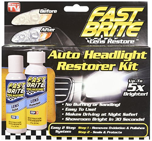 Auto Fast (Fast Bright Auto Headlight Restore Kit)