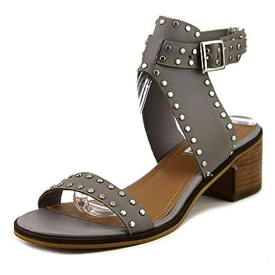 818c6fd3aec9e5 Steve Madden Women s Gila Grey Multi Sandal 11 US  Amazon.co.uk ...