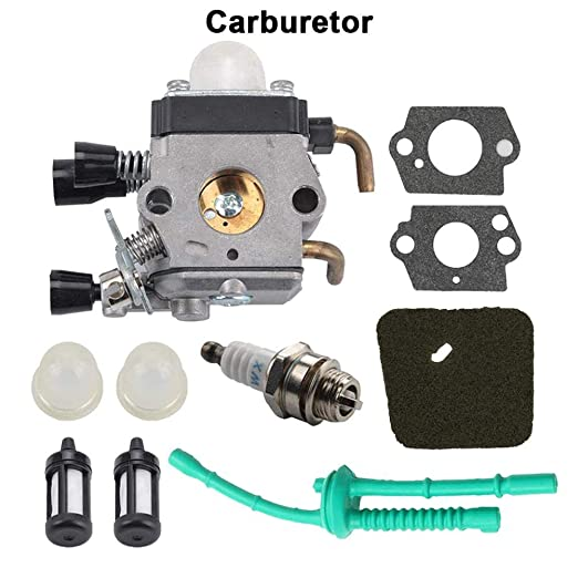 Carburador Para STIHL FS55R FS55RC FS55 KM55 HL45 KM55R FS38 ...