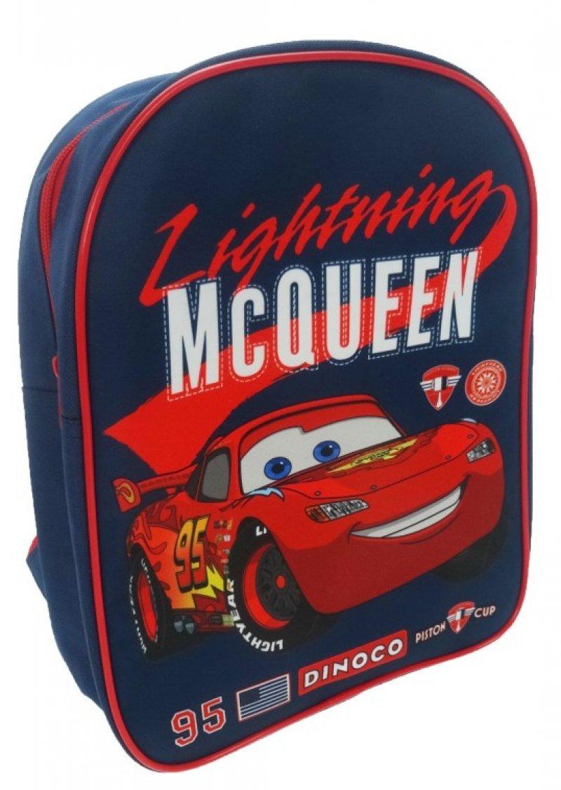 b2e0bacf249 Disney Cars Pv Children's Backpack, 31 cm, 7 L, Blue: Amazon.co.uk: Luggage