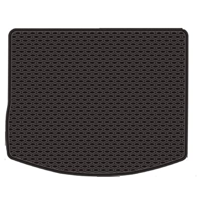Kaungka Rubber Cargo Liner Rear Cargo Tray Trunk Floor Mat Waterproof Protector for 2020 2013 2014 2015 2016 2020 2020 Ford Escape: Home Improvement