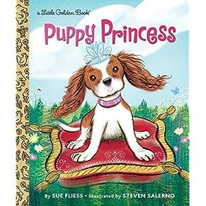 Puppy Princess (Little Golden Book) 1