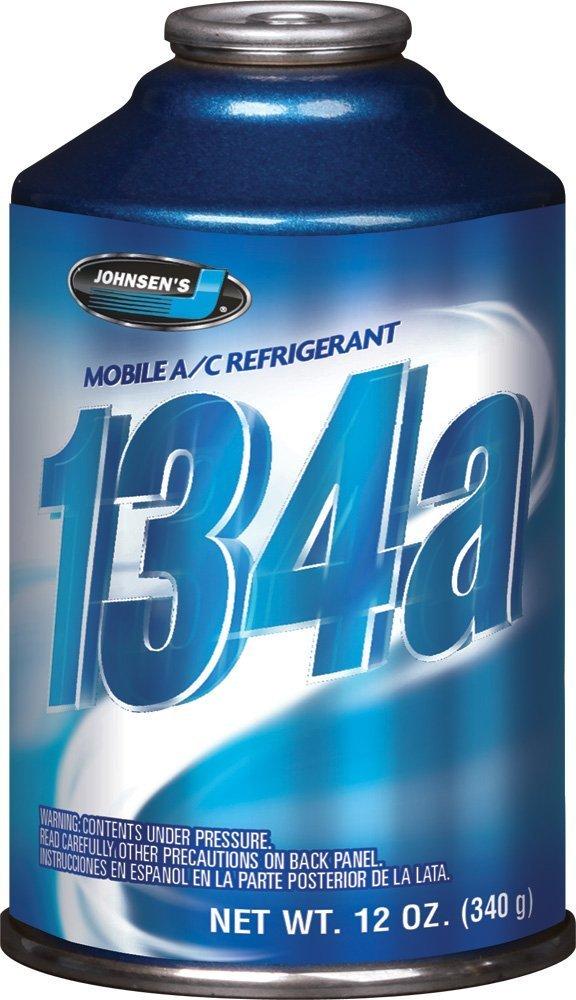 Johnsen's 6312 R-134a A/C Refrigerant - 12 oz.