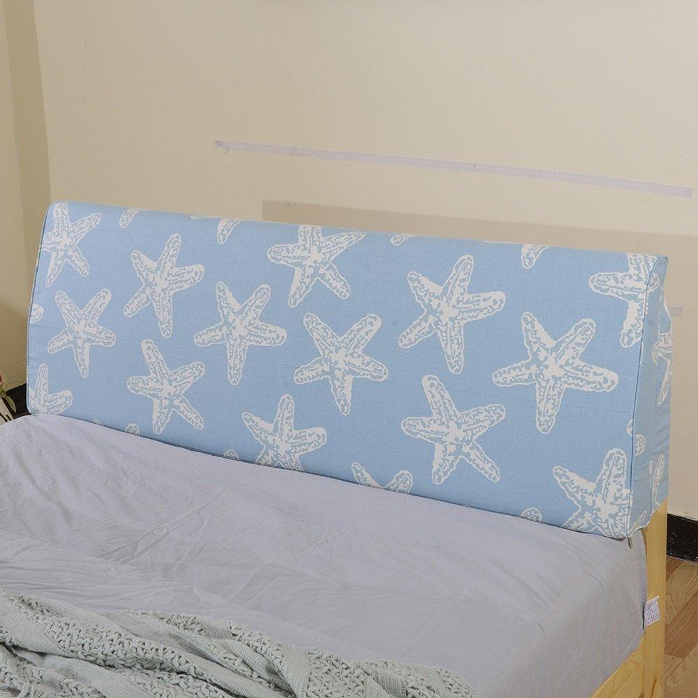 クッションソファ大きいベッド大背もたれ/ダブルベッドヘッドロング枕/子供ベッドソフトバッグ/ベッド 100 * 10 * 50cm B07B8YQZ1B  100*10*50cm