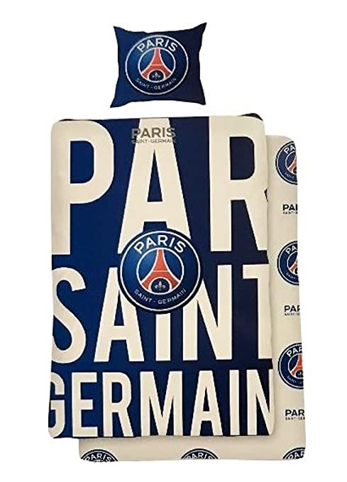 Parure Bettwäsche Bettbezug Paris Saint Germain Psg Amazonde