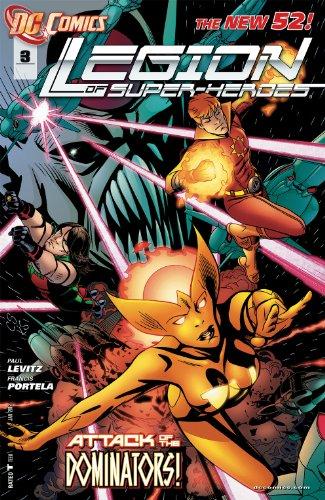 Legion of Super-Heroes (2011- ) #3