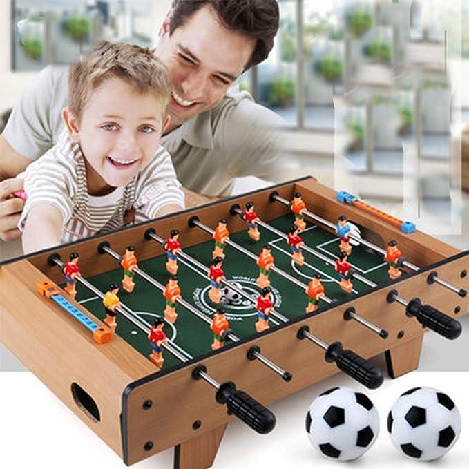 Limeow Balón de Fútbol de Futbolín Futbolín con Pelotas Reemplazo de Futbolines de Futbolín para Niños y Adultos Fiesta Cumpleaños Favores Bolsas Fiesta Juego de Juguete 10 Piezas: Amazon.es: Juguetes y juegos