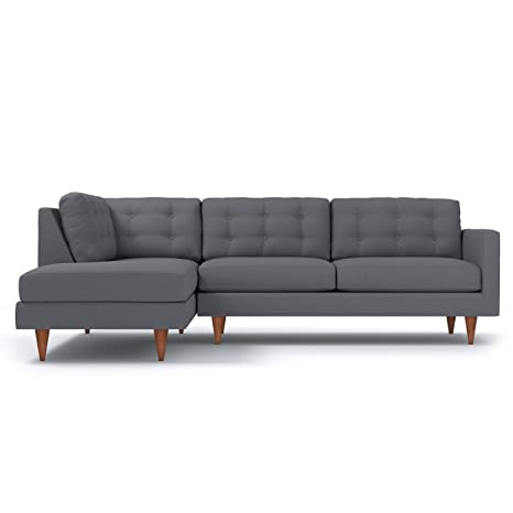 Prime Amazon Com Apt2B Logan 2Pc Sectional Sofa Laf Left Arm Machost Co Dining Chair Design Ideas Machostcouk