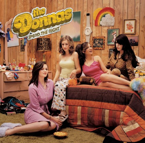 The Donnas - Spend The Night - (WHNECD074) - REMASTERED - CD - FLAC - 2016 - WRE Download