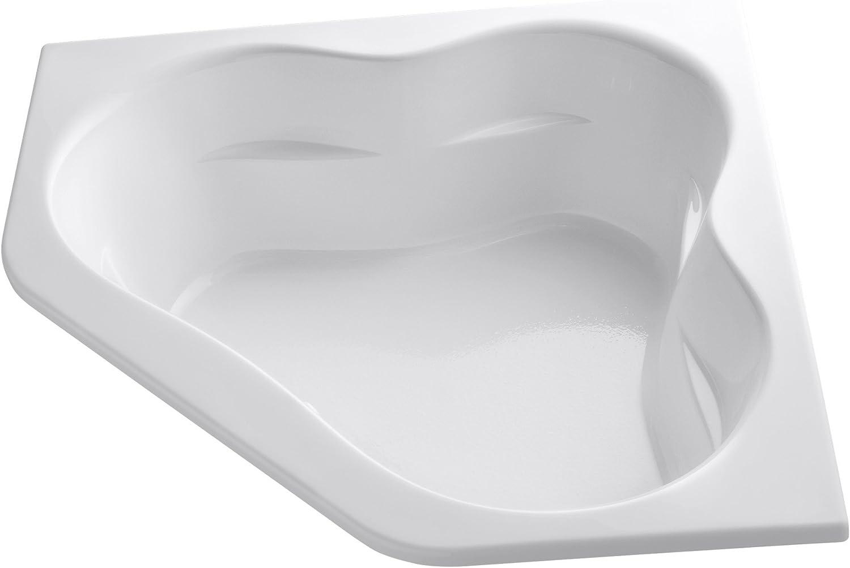 KOHLER K-1161-0 Tercet Bath, White
