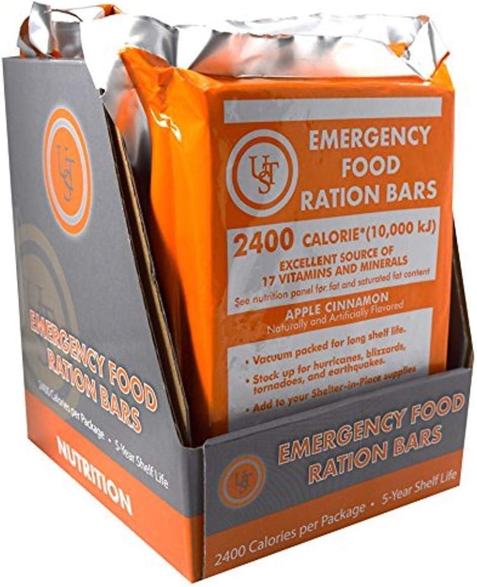 UST Emergency Food Ration Bars (PDQ 4-ct)