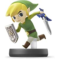 Amiibo: Super Smash Bros. Series Action Figure Toon Link - Standard Edition