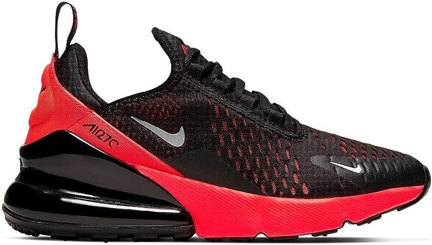 Rechazado Traducción Temporada  Nike - Air MAX 270-943345018 - El Color: Negros-Rojos - Talla: 25 cm:  Amazon.com.mx: Ropa, Zapatos y Accesorios