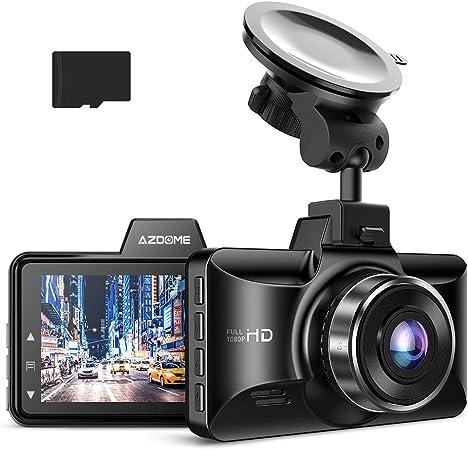 Azdome Dashcam 1080p Fhd Autokamera Mit 3 Zoll Elektronik