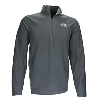 57dadacc1 Amazon.com: The North Face Men's TKA 100 Glacier 1/4 Zip Pullover ...